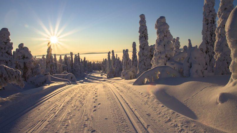 How Ski Trails got their name
